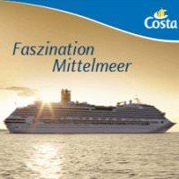Costa: 200 Euro Rabatt auf Mittelmeer-Kreuzfahrten