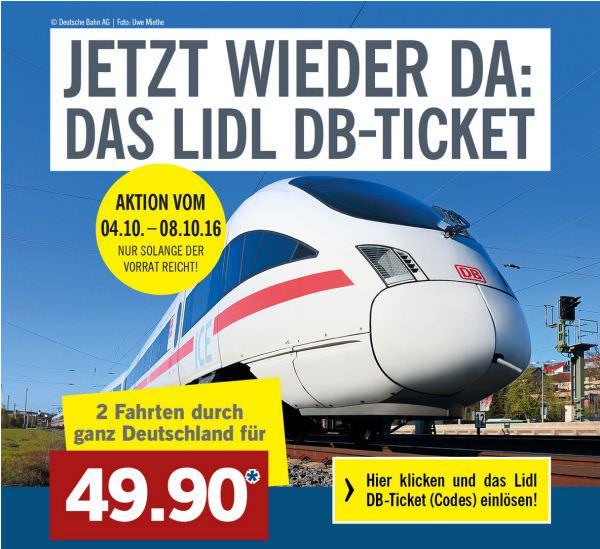 LIDL Bahn