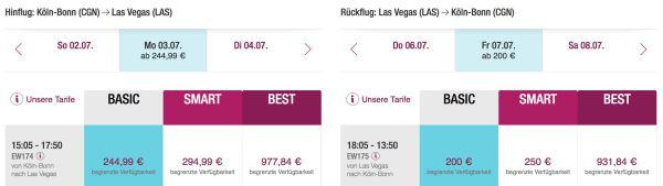Eurowings Las Vegas