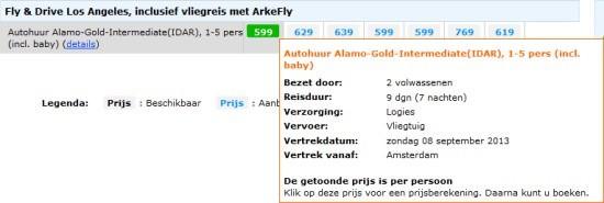 arkefly-lax