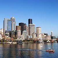 Seattle: Hin- und Rückflug von Amsterdam ab 340 Euro