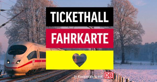 Tickethall Fahrkarte