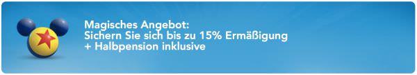 15% Rabatt auf Sommer- und Herbstpakete