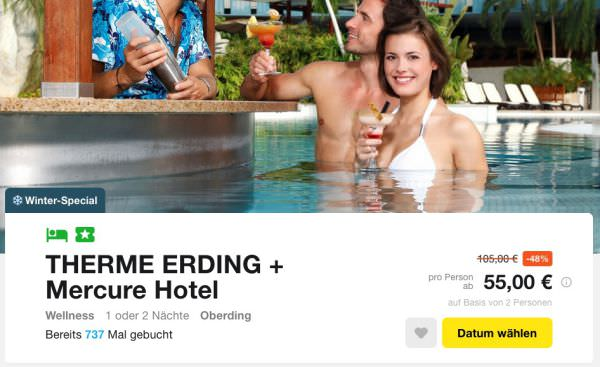 Therme Erding Travelbird