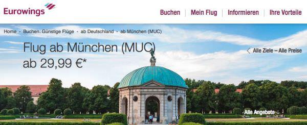 Eurowings MUC