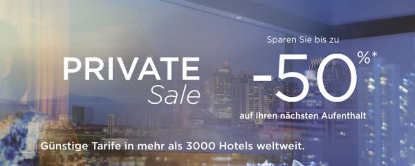 Accor Private Sale