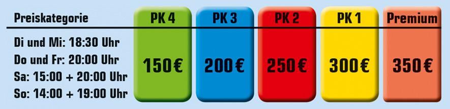 starlight express 5 musical tickets f r zusammen 150 euro. Black Bedroom Furniture Sets. Home Design Ideas
