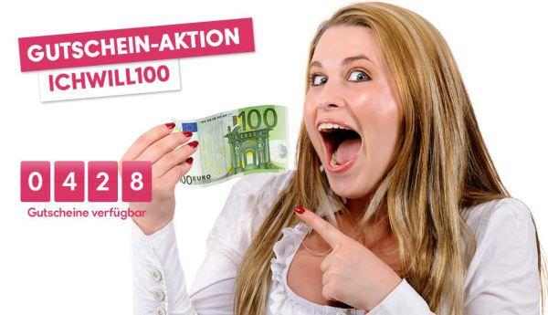 Neckermann 100 Euro