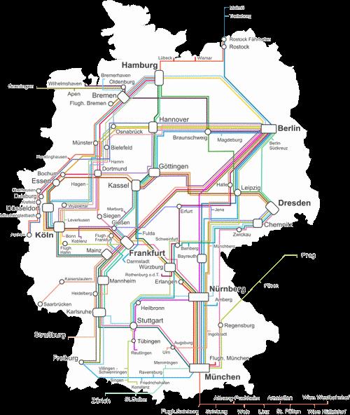fernbusverbindungen