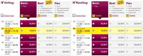 Germanwings Schaltet Winterflugplan Frei Gro 223 E Auswahl An