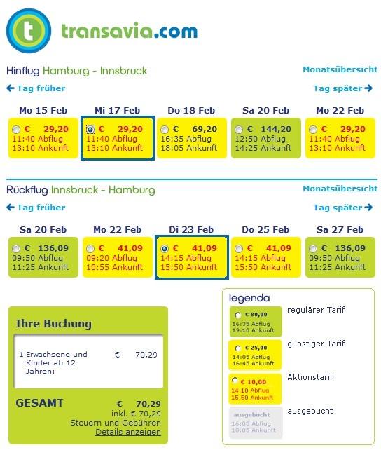 transavia_probebuchung